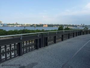 Hudson River and Highline Trail