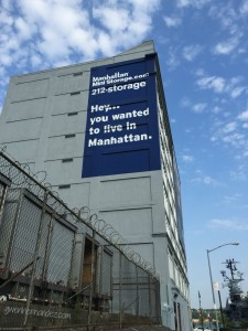 Funny ad on building